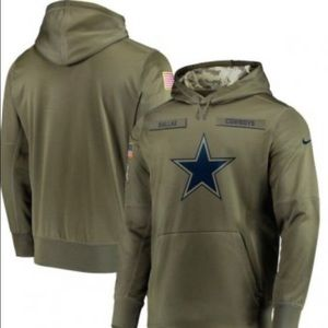 Cowboys therma pullover hoodie, XXL